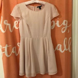 Forever 21 Pale Pink Dress